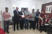 فرسان مصر يختتم دورة التمكين السياسي ويكرم الناشط السياسي