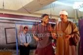 """بالصور"""" إفتتاح العرض المسرحى """"براويز"""" بنادى محافظة الفيوم ."""