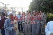 رئيس تلا أدى صلاة العيد وسط المواطنين بمركز شباب تلا ..
