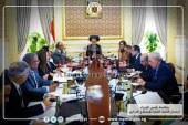 رئيس الوزراء يترأس الاجتماع الاول للجنة العليا للاصلاح الإداري