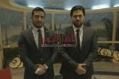 تكريم احمد خميس وصبحي إبراهيم من المجلس القومي الإفريقي لحقوق الانسان