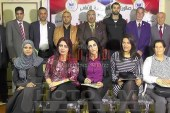 إستقبال وفد الاتحاد الدولي للصحافة العربية من لبنان بالاسكندرية