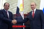 بوتين يزور القاهرة غدا ويلتقى السيسى ويبحث قضايا الارهاب والقدس