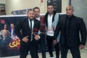 المنتج محمود سويلم يحتفل بالعرض الخاص لفيلم عمارة رشدى