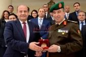تطوير التعاون ما بين المعهد الدبلوماسي وأكاديمية ناصر العسكرية وتفعيل البروتوكول الموقع بين الجانبين