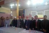 شبين القناطر تعقد ندوة بعنوان مصر ومواجهة الارهاب بين السياسة والأمن