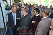 جمعية من اجل مصر فرع بني سويف تنظم قافلة طبيبة بمركز شباب العبور