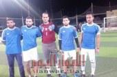 28فريقا بدورة الخفيج الشتويه بمركز القصاصين بالاسماعيليه