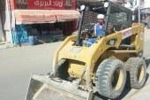 إستكمال لأعمال النظافة بمدينة الغردقه البحر الاحمر