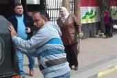 حمله لضبط التكاتك المخالفة بحي شبرا الخيمه