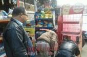 حمله ازالات واشغالات بمدينه القناطر الخيريه