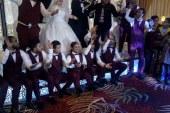 بالصور حفل زفاف محمود محمد وتقي وسط حضور نخبه من رجال الأعمال والجهات السيادية