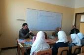 *من القدس يبدأ السلام عنوان محاضرة بمكتبة بسنديلة الثقافية بالدقهلية*