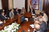 محافظ الاسكندرية نعمل بأقصي جهد لرفع مستوي منظومة النظافة بالإسكندرية
