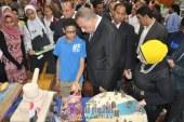 """فى ختام مهرجان الأنشطة التربوية """"الدالى"""" : الانشطة الطلابية تساهم فى بناء شخصية الطلاب"""
