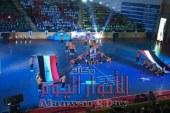 الفيوم تحصد المركز الاول في حفل ختام وزارة الشباب والرياضة