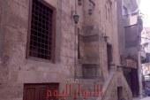 المسجد المعلق بالفيوم فخر اثار الفيوم الاسلاميه