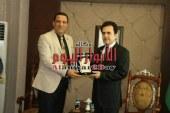 منظمة حقوقيه تكرم وزير الأوقاف والتربية بأقليم كوردستان الدكتور بشتيوان صادق