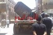 شن حملات إستهدفت كافة شوارع وميادين مدينة أسيوط بأحيائها