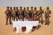 حصيلة أسبوع من مكافحة الإرهاب في الجزائر