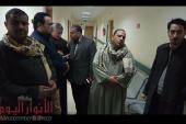 بالصور.. مستقبل وطن بالجيزة ينجح فى فتح الرعاية المركزة بمستشفى الصف بعد غلقها لساعات