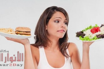 كيف تقضي على إحساسك بالجوع مع الدكتور / أحمد العطار