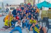 نادي تجديف بورسعيد يحصد المركز الأول في البطولةالعربية في الكياك