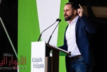 """رئيس حزب """"فوكس"""" الإسباني سيبني الجدار الفاصل بين بلاده والمغرب"""
