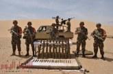 الجزائر:القضاء على ثلاثة إرهابيين وإستسلام إثنين