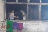 السيطرة على حريق بشقة سكنية دون وقوع إصابات في الفيوم