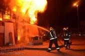 السيطرة على حريق في منزل بحي الشيخ حسن بالفيوم