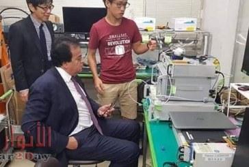 التعليم العالي توقع اتفاقية في علوم الفضاء مع جامعة طوكيو