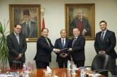 فى تحرك عاجل للحكومة المصرية  وزيرا المالية والتجارة يوقعان اتفاق تسوية المستحقات لشركة «سوميتومو إيجيبت» لدى صندوق تنمية الصادرات
