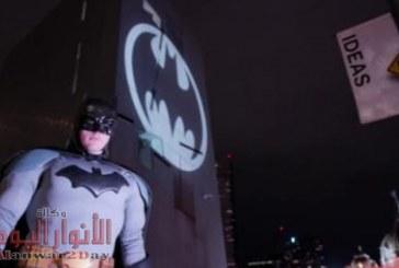 احتفال واضاءة مدن العالم بمرور 80 عاما على ظهور الرجل الخفاش