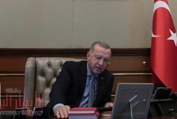 بدء الغزو التركي البري لـ سوريا اليوم