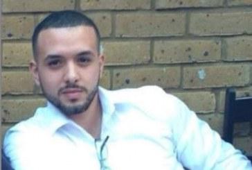 عودة رامي شقيق هيثم أحمد زكي من لندن عند علمه بوفاة شقيقه