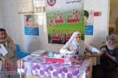 """""""الفيوم"""" تنظم قافلة طبية مجانية بمركز يوسف الصديق"""