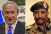 عبور أول طائرة إسرائيلية للمجال الجوي السوداني