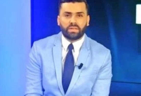 إعلامي ليبي يحتفل بالعيد السادس لـ(الجيش الوطني )بهاشتاج (#الكرامةمجدوعزة_ليبيا)