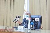 وزير التموين يعلن  إطلاق خدمة  الحجز الاليكترونى للعلامات التجارية