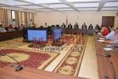 محافظ بني سويف يرأس اجتماع لجنة استرداد أراضي الدولة