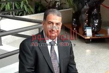 """""""محمد الهادى"""" وكيلاً لشئون خدمة المجتمع بكلية الطب البيطرى بجامعة القاهرة"""
