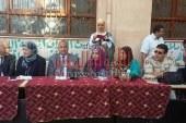 وكيل المديرية تشهد احتفال انتصارات اكتوبر بمدرسة الشهيد أحمد عبده الرسمية للغات
