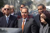 """لصالح تطوير شق الثعبان """"محافظة القاهرة"""" توقع بروتوكول تعاون مع البنك الأهلي"""