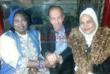 مبادرة مصر والسودان ايد واحدة تقيم صالون ثقافى