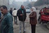 حمله نظافه بحي شرق شبرا