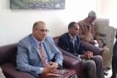 إجتماع وكيل وزارة التربية والتعليم بالبحر الأحمر بموجهى عموم المواد الدراسية