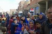 صحة ابشواى / مديرالادارة تتابع مقار الانتخابات بالوحدات الصحية وشكشوك الأكثر كثافة