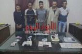القبض على اخطر تشكيل عصابى تخصص فى الاتجار بمخدر الهروين جنوب بنى سويف