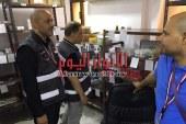 شوقى: تم الإنتهاء من شحن جميع الأدوية من مصر وقدرها ١٤طن بتكلفة ٢ مليون و٥١٩الف جنيه